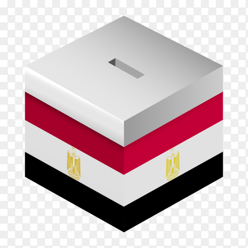 Egyptian Presidential Election PNG