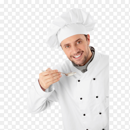Happy cook PNG