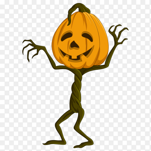 Halloween character PNG