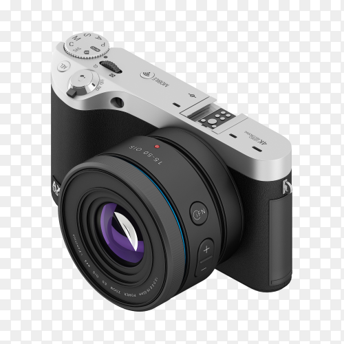 Isometric camera sony PNG