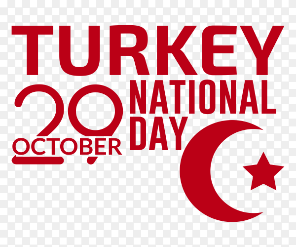 Turkey independence national day PNG