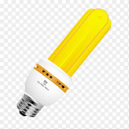 Bulb vector PNG