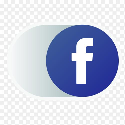 Facebook Logo Online PNG