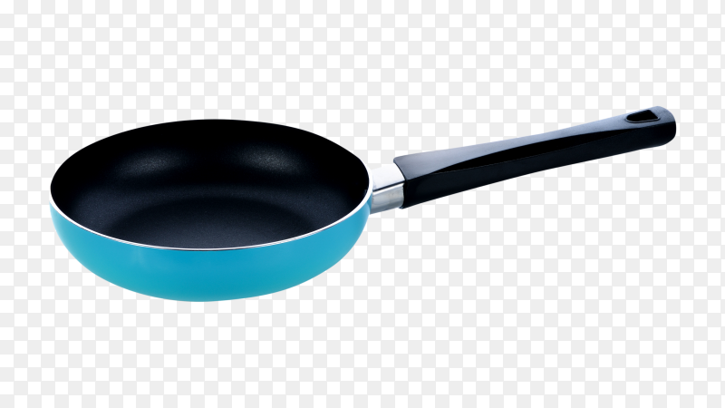 Frying pan transparent PNG