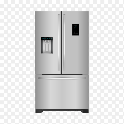 Illustration refrigerators – fridge vector PNG