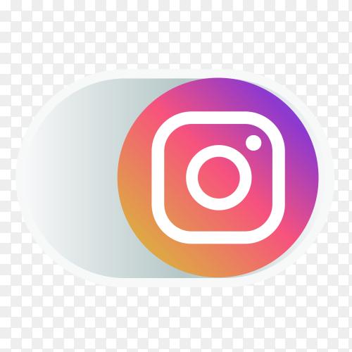 Instagram Logo Online PNG