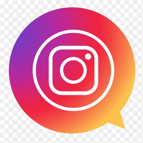 Instagram logo form poi PNG
