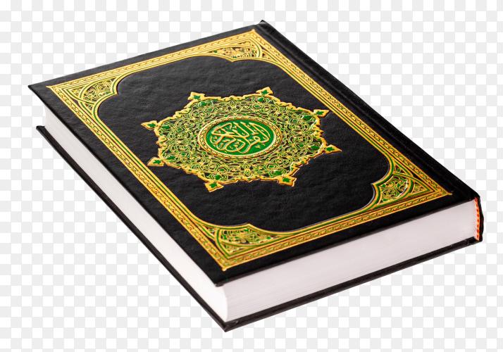 Islamic Holy Quran transparent PNG