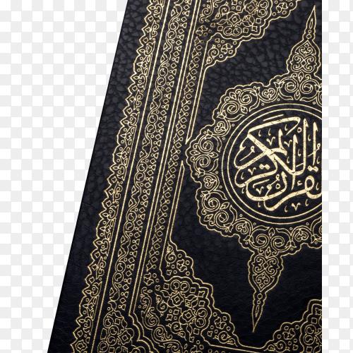 Koran – Quran holy book of muslims PNG