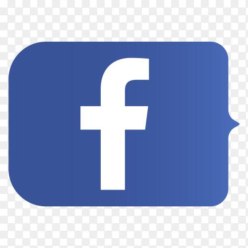 Logo Facebook lower thirds PNG