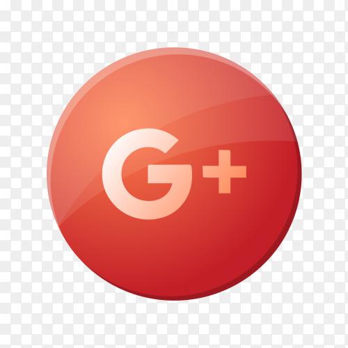 Logo GooglePlus social media PNG