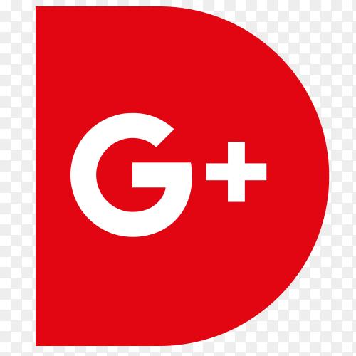 Logo Googleplus sidebar PNG