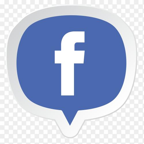 Logo illustrator Facebook PNG
