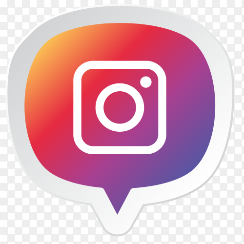Logo illustrator Instagram PNG