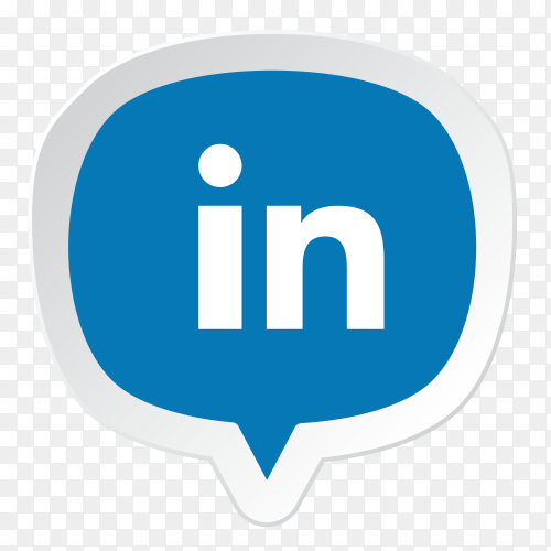 Logo illustrator Linkedin PNG