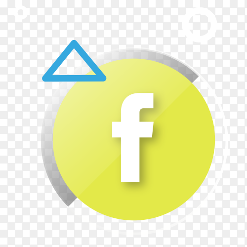 Memphis social media Facebook logo PNG