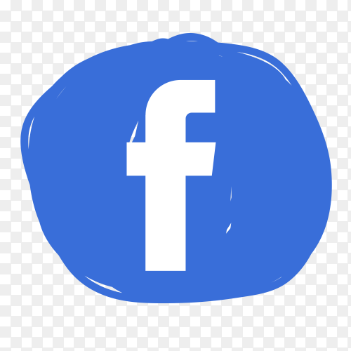 New Facebook icon vector PNG