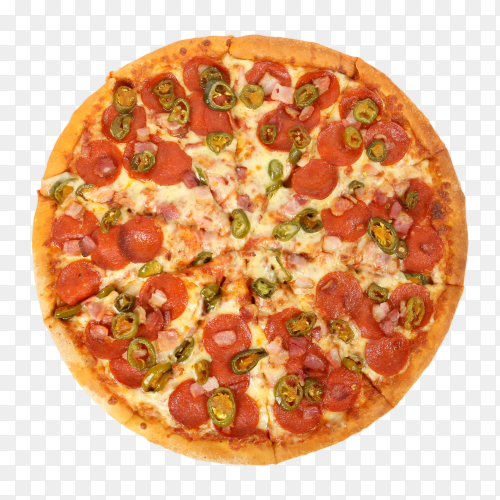 Pizza Transparent PNG