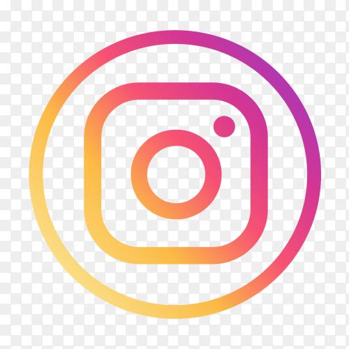 Popular Logo Instagram icon PNG