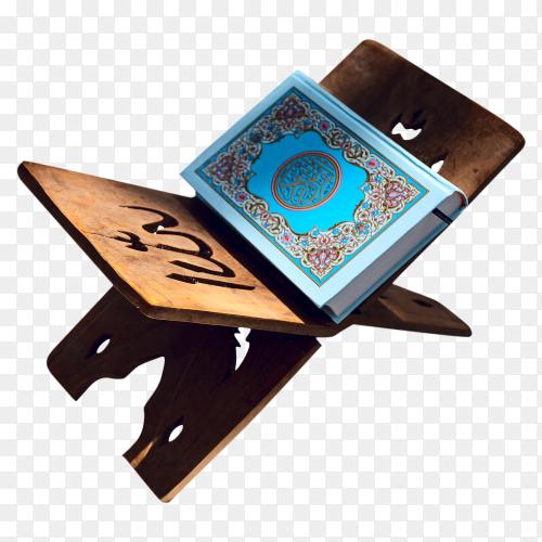 Quran – Mushaf holy book of Islam PNG