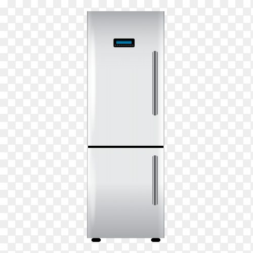 Refrigerators – fridge illustration vector PNG