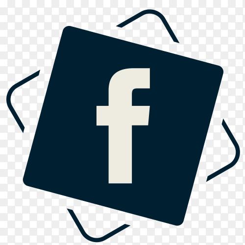 Social media Facebook icon PNG