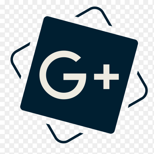 Social media GooglePlus icon PNG