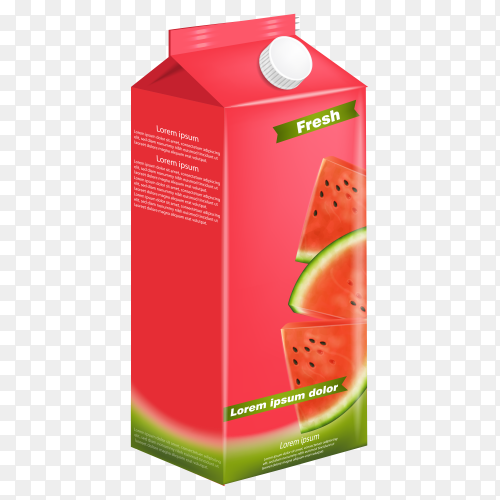 Watermelon juice Free download PNG
