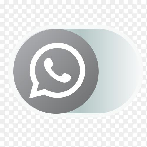 WhatsApp Logo offline PNG