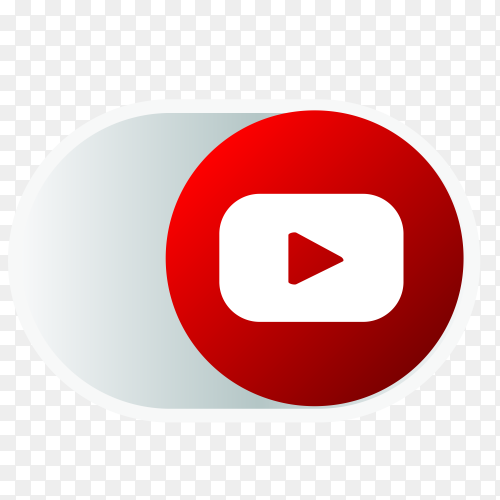 YouTube Logo Online PNG