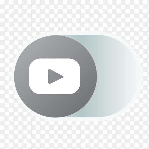 YouTube Logo offline PNG