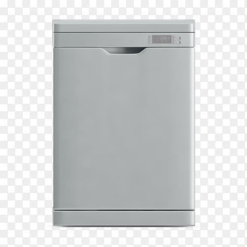 Dishwasher 3d render PNG
