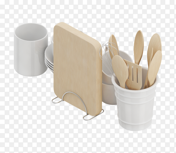 Kitchen equipment transparent PNG
