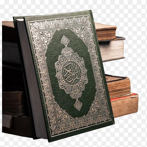 koran – Quran – Mushaf holy book muslims transparent PNG