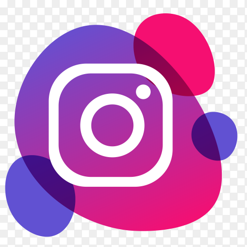 Logotype Instagram PNG
