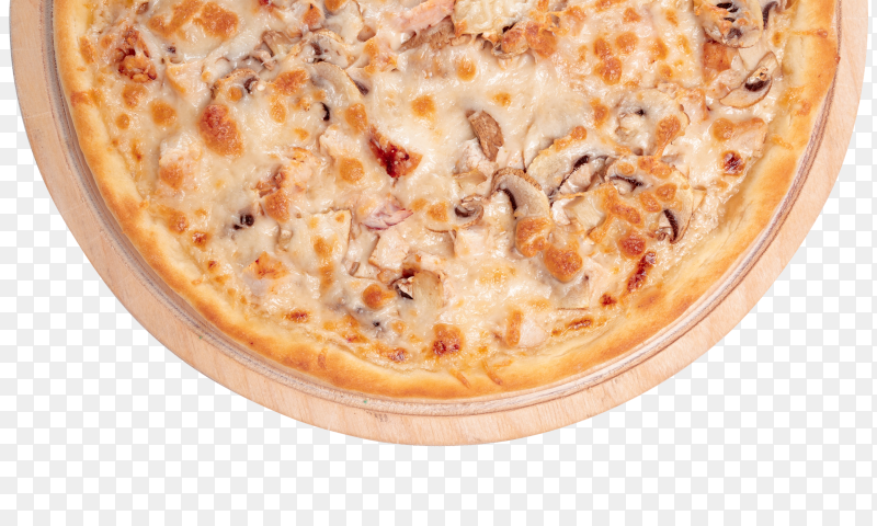 Tasty pizza transparent PNG