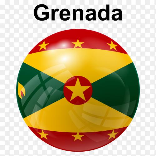 Flag Of Grenada Archives Similarpng