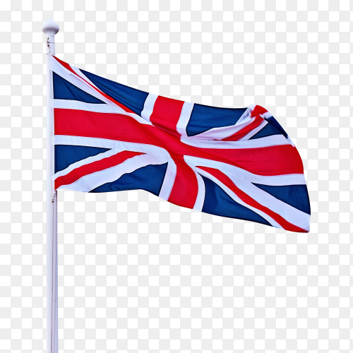 Flag britain transparent PNG