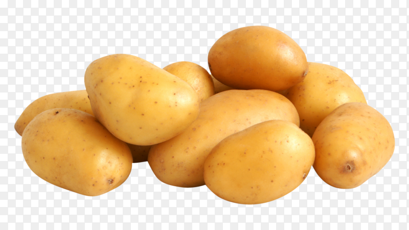 Fresh potatoes free download PNG