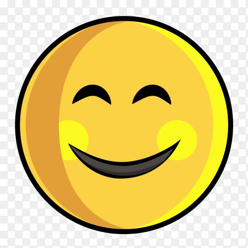 Happy emoji free download PNG