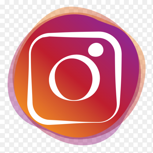 Logo Instagram clipart PNG