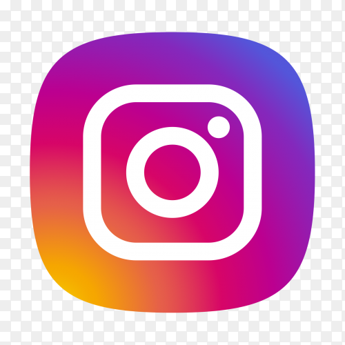 Logo Instagram transparent PNG