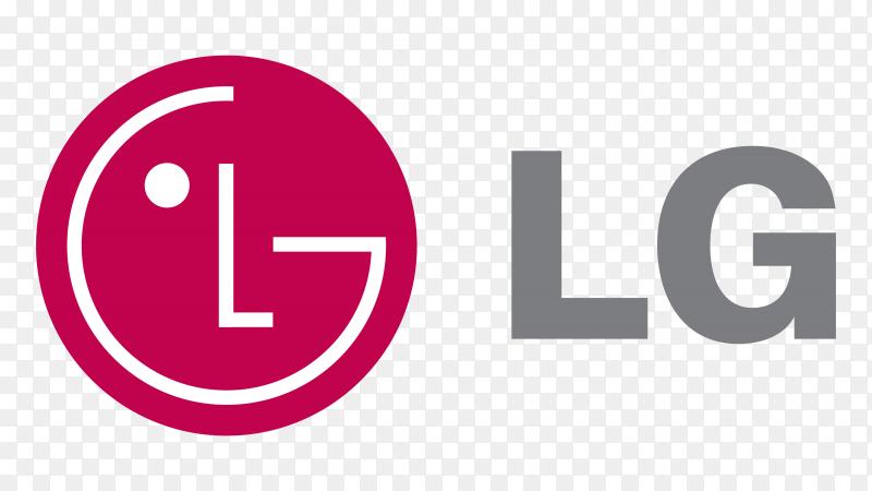 Logo LG electronics free download PNG
