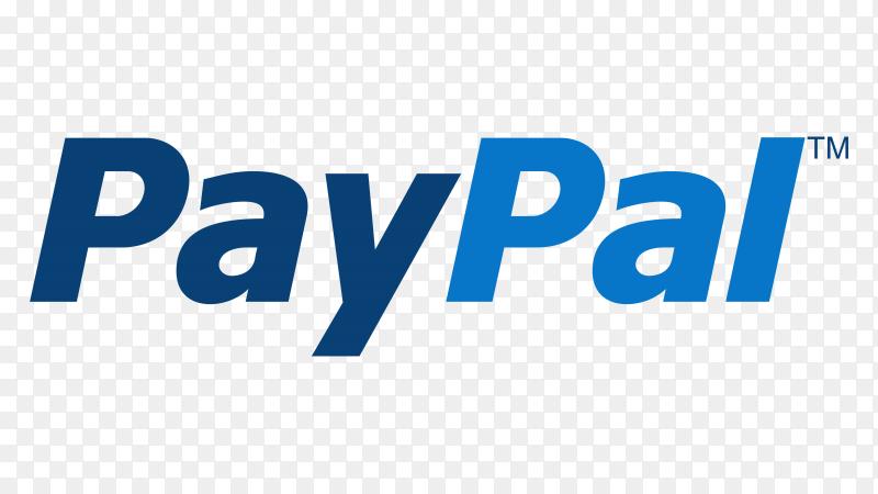Logo PayPal transparent PNG