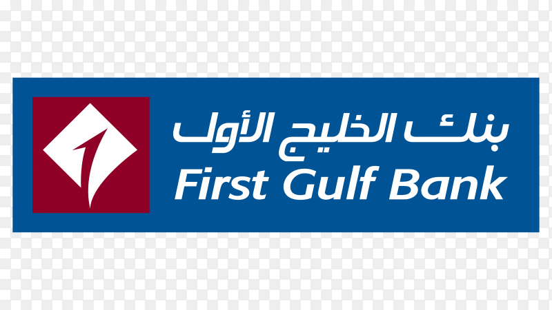 Logo first gulf bank icon PNG