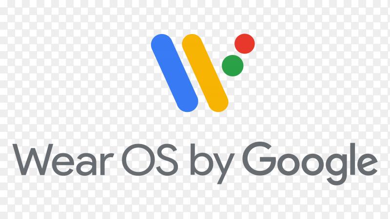 Logo google wear os clipart PNG