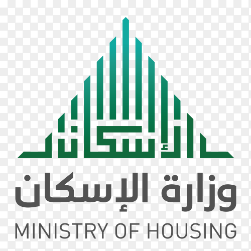 Logo ministry of housing transparent PNG