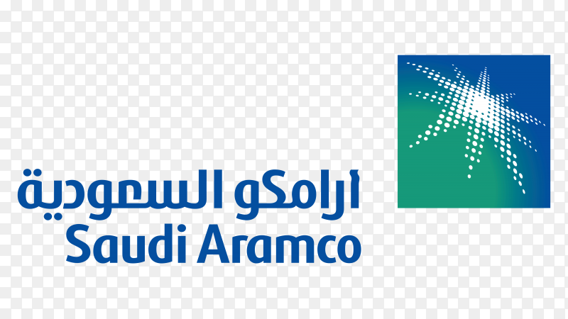 Logo saudi aramco vector PNG