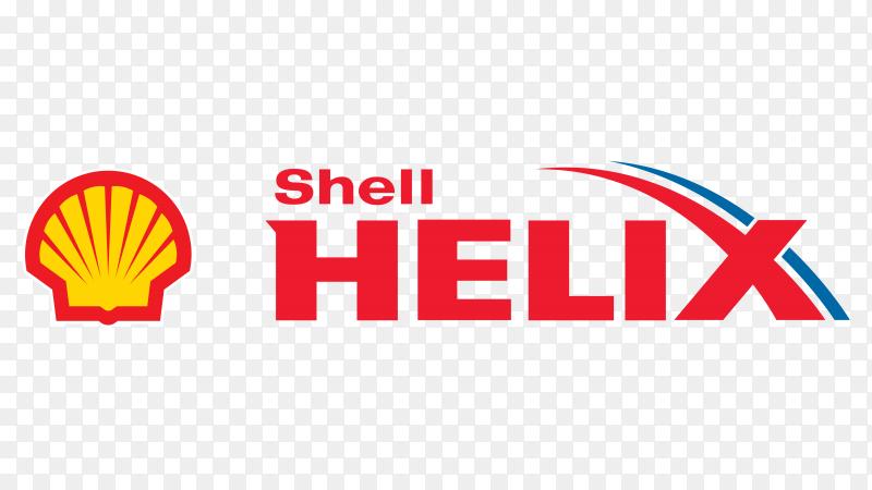 Logo shell vector transparent PNG