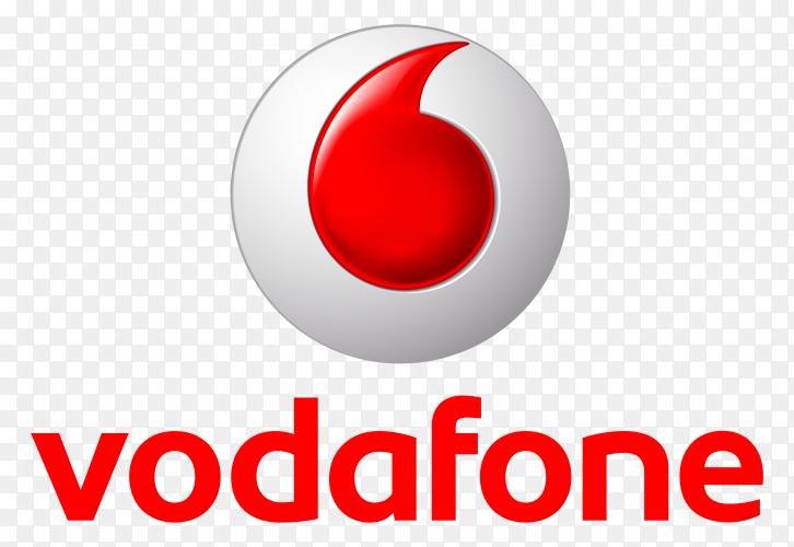 Logo vodafone vector PNG